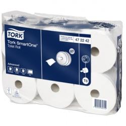 Tork SmartOne papier toaletowy w roli (47224) - 207 m, opakowanie 6 szt.