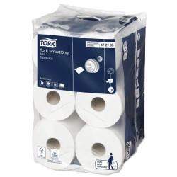 Tork SmartOne MINI papier toaletowy w roli (472193) - 111,6 m, opakowanie 12 szt.