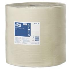 Tork czyściwo papierowe do podstawowych zadań 1-warstwowe (127107) - 1190 m