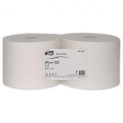 Tork czyściwo papierowe do podstawowych zadań 2-warstwowe (605472) - 400 m, opakowanie 2 szt.