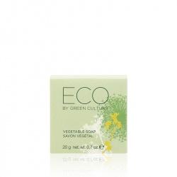 Mydełko do dłoni 20g Eco by Green Culture ADA Cosmetics (opakowanie zbiorcze 420 szt)