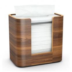 Tork Xpressnap® dozownik na serwetki – drewniany (dwa rozmiary)