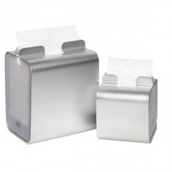 Tork Xpressnap® dozownik na serwetki – aluminiowy (dwa rozmiary)