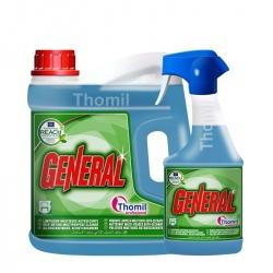 Thomil General - środek do mycia i polerowania powierzchni szklanych i wodoodpornych