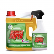 Thomil Degrass Super - środek do czyszczenia pieców konwekcyjnych i innych urządzeń kuchennych