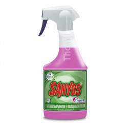 Thomil Sanyos - środek odkamieniający do mycia łazienek i sanitariatów