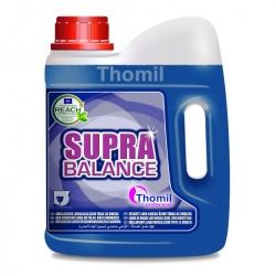 Thomil Supra Balance - kwasowy płyn płucząco-nabłyszczający dla małych zmywarek - 2,3 kg