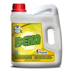 Thomil Deka - uniwersalny zmywacz warstw akrylu z zabezpieczonych posadzek - 4 l