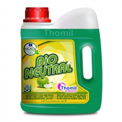 Thomil Bio Neutral Appel - płyn do mycia podłóg o zapachu zielonego jabłka