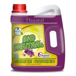 Thomil Bio Neutral Lilac - płyn do mycia podłóg o zapachu dzikiego bzu - 4 l
