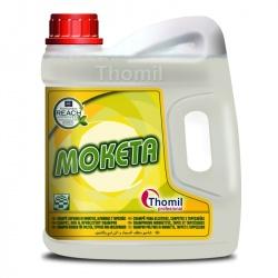 Thomil Moketa - płyn do prania dywanów, wykładzin i tapicerki metodą szamponowania - 4 l