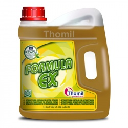 Thomil Formula EX - płyn do prania dywanów, wykładzin i tapicerki metodą ekstrakcyjną - 4 l