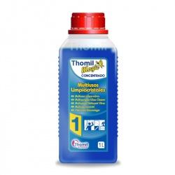 ThomilMagic N⁰1 - środek do mycia szkła i powierzchni wodoodpornych - 1 l