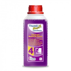 ThomilMagic N⁰4 - płyn do mycia podłóg i powierzchni wodoodpornych - 1 l