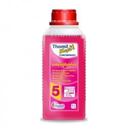 ThomilMagic N⁰5 - środek do mycia łazienek i sanitariatów - 1 l