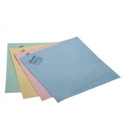 Ścierka PVAmicro 38x35 cm - różne kolory, opakowanie 5 szt. - Vileda Professional