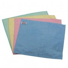 Ścierka MicroTuff Base 36x36 cm - różne kolory, opakowanie 5 szt. - Vileda Professional