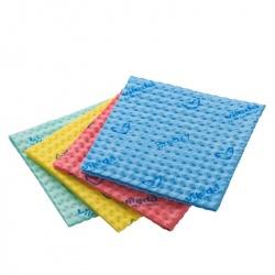 Ścierka Breazy 35x35 cm - różne kolory, opakowanie 25 szt. - Vileda Professional
