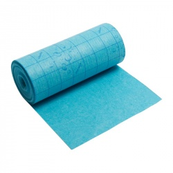 Ścierka gąbczasta Quick 'n' Dry - 25 cm x 10 m - Vileda Professional