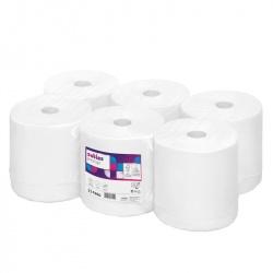 Ręcznik centralnie dozowany SATINO PRESTIGE (317900) - 2 warstwy, 150 m, 600 odc., karton 6 szt - Satino by Wepa
