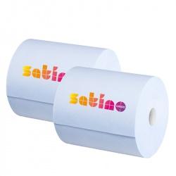 Czyściwo papierowe SATINO COMFORT (305260) - 23x35 cm, 2 warstwowy, 350 m, 1000 odc., opakowanie 2 szt