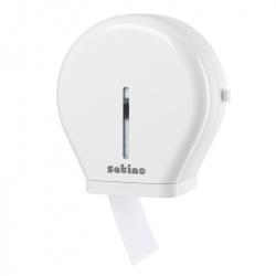 Dozownik papieru toaletowego Mini Jumbo - Satiny by Wepa