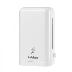 Dozownik do mydła w płynie lub pianie z sensorem - Satino by Wepa