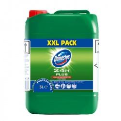 Diversey Domestos Professional Pine Fresh - produkt do mycia i dezynfekcji sanitariatów, wybielacz - 5 l