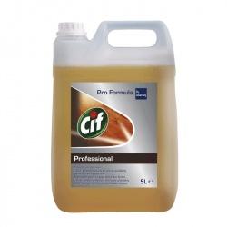 Diversey Cif Professional Wood Floor Cleaner - płyn do mycia podłóg drewnianych - 5 l