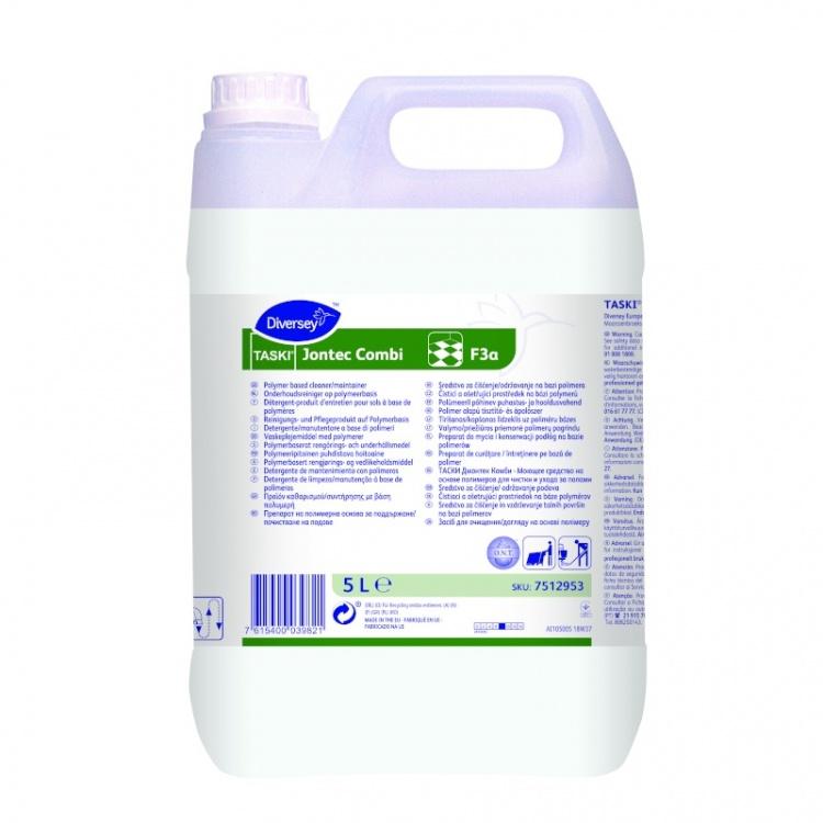 Diversey Taski Jontec Combi F3a - preparat do mycia i konserwacji podłóg na bazie polimerów -  5 l