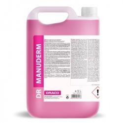 DR MANUDerm - mydło do higienicznego mycia i dezynfekcji rąk - 5 l