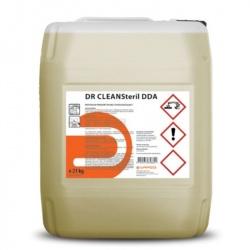 DR CLEANSteril DDA - alkaliczny preparat myjąco-odtłuszczająco-dezynfekujący