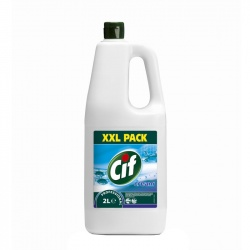 Cif Professional Cream - mleczko do czyszczenia mocno zabrudzonych powierzchni - 2 l
