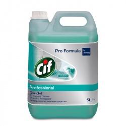 Diversey Cif Professional All Purpose Cleaner Oxygel Ocean - płyn do podłóg na bazie aktywnego telnu - 5 l