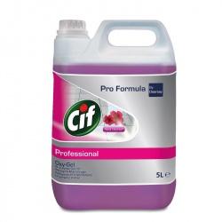 Diversey Cif Professional All Purpose Cleaner Oxygel WildOrchid - płyn do podłóg na bazie aktywnego telnu - 5 l