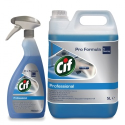 Diversey Cif Professional Window & Multi Surface Cleaner - płyn do mycia szyb i luster