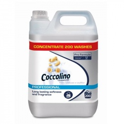 Diversey Coccolino Professional Laundry Conditioner Pure Concentrate - płyn do płukania tkanin - 5 l