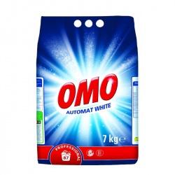Diversey Omo Professional Laundry Detergent Automat White - proszek do prania białych tkanin - 7 kg
