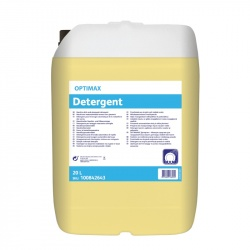 Diversey OPTIMAX Detergent - detergent do maszynowego mycia naczyń i szkła - 20 l
