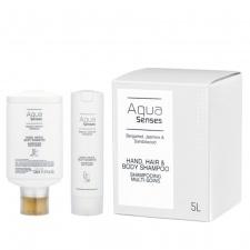 Żel do mycia rąk, włosów i ciała (3w1) Aqua Senses ADA Cosmetics