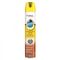 Pronto Wood Polish -  środek do czyszczenia mebli drewnianych - 400 ml