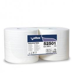 Celtex LUX WIPER L - czyściwo przemysłowe 2-wartstwowe (C52501) - 380 m, opakowanie 2 szt