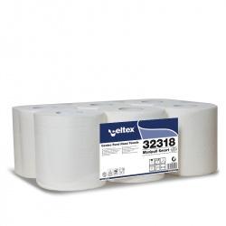 Celtex MAXIPULL SMART - ręcznik centralnego dozowania w roli (C32318) - 2 warstwy, 135 m, opakowanie 6 szt