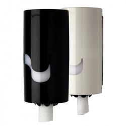Celtex MEGAMINI - dozownik do ręczników centralnego dozowania mini (biały, czarny)