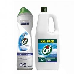 Diversey Cif Professional Cream - mleczko do czyszczenia mocno zabrudzonych powierzchni