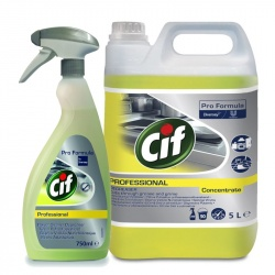 Diversey Cif Power Cleaner Degreaser - preparat odtłuszczający