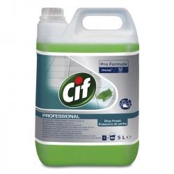 Diversey Cif All Purpose Cleaner Pine Fresh - płyn do mycia podłóg i wszystkich powierzchni zmywalnych - 5 l