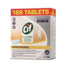 Diversey Cif Classic Tabs - tabletki do zmywarki - 188 szt.