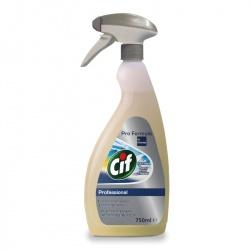 Diversey Cif Heavy Duty Cleaner - środek do usuwania tuszu, barwników, kleju, tłuszczy - 750 ml
