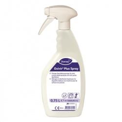 Diversey Oxivir Plus Spray - preparat myjąco-dezynfekujący na bazie aktywnego tlenu AHP